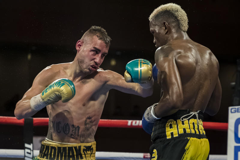 Boxer Maxim Dadashev dead after suffering brain bleed