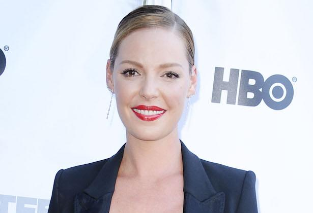 Katherine Heigl just hinted she's returning to Grey's Anatomy