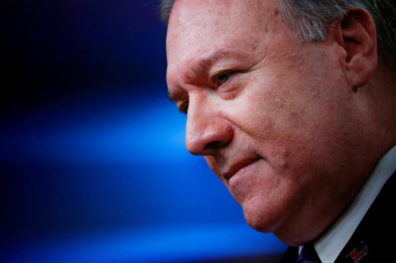 Pompeo says Soleimani killing part of new strategy to deter U.S. foes