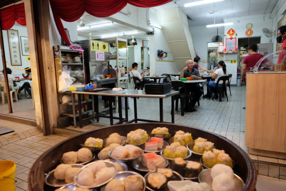 Yong Pin Restaurant has been around since 1981 and is intent on staying around for many more years to come as it embraces the new norm of doing business. — Picture by Steven Ooi KE