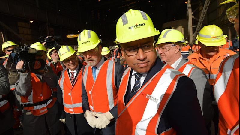 Gupta reaffirms Whyalla expansion