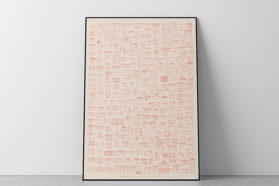 """<h2>Felicia Liang New York City Chinatown Poster</h2><br><strong>Last Month's Top MVP:</strong><br>""""I love collecting art and believe it doesn't have to be expensive to hold value, but it should have meaning or pull on my """"art strings"""" in some way. This poster by illustrator Felicia Liang captures the storefronts of one of my favorite Manhattan neighborhoods, Chinatown. Liang shares that this series of line drawings serve as a love letter to the vibrant small businesses that have been hit hard by COVID-19. Part of the proceeds goes to Welcome to <a href=""""https://www.welcometochinatown.com/the-longevity-fund-small-business-grants"""" rel=""""nofollow noopener"""" target=""""_blank"""" data-ylk=""""slk:Chinatown's Longevity Fund"""" class=""""link rapid-noclick-resp"""">Chinatown's Longevity Fund</a> to help distribute grants for at-risk small businesses. The poster includes so many places I cherish — Nom Wah Tea Parlor, where the Shopping team had our holiday lunch last year, Winnie's Karaoke Bar, a place of joyful birthday parties and one shameful date, Buddha Bodai Kosher Chinese, with its epic lazy Susan tables perfect for big parties, and the many others I've wandered in and out of over the last decades. I love its two-tone warmth and softness and can't wait to have it framed so I can exam every inch of it."""" <em>– Marissa Rosenblum, Shopping Director</em><br><br><em>Shop <strong><a href=""""https://www.etsy.com/listing/916258661/chinatown-poster-pre-order-new-york-city"""" rel=""""nofollow noopener"""" target=""""_blank"""" data-ylk=""""slk:Etsy"""" class=""""link rapid-noclick-resp"""">Etsy</a></strong></em><br><br><strong>Felicia Liang</strong> New York City Chinatown Poster, $, available at <a href=""""https://go.skimresources.com/?id=30283X879131&url=https%3A%2F%2Fwww.etsy.com%2Flisting%2F916258661%2Fchinatown-poster-pre-order-new-york-city"""" rel=""""nofollow noopener"""" target=""""_blank"""" data-ylk=""""slk:Etsy"""" class=""""link rapid-noclick-resp"""">Etsy</a>"""