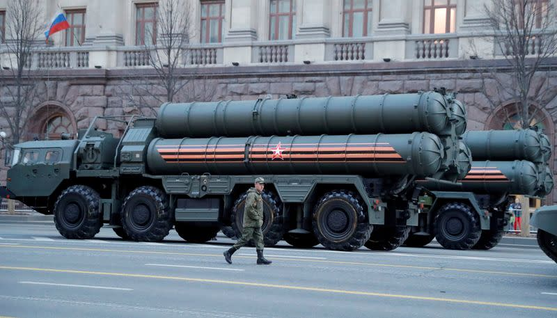 Turkey says new Russian missile deal to happen before too long: RIA