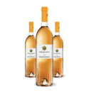 """<p><strong>Share on Facebook</strong></p><p>winewatch.com</p><p><strong>$23.76</strong></p><p><a href=""""https://www.winewatch.com/2020-gerard-bertrand-orange-gold-vin-de-france-p30637/"""" rel=""""nofollow noopener"""" target=""""_blank"""" data-ylk=""""slk:Shop Now"""" class=""""link rapid-noclick-resp"""">Shop Now</a></p><p>There's something so special about this under $25 bottle of orange wine that makes you feel like you're soaking up the sun in Cote d'Azur. Modeled after the ancestral winemaking techniques of the country of Georgia, this just-sweet-enough wine is fresh and balanced, making one wonder if this might just be the taste of a South of France sunset in a bottle. </p>"""