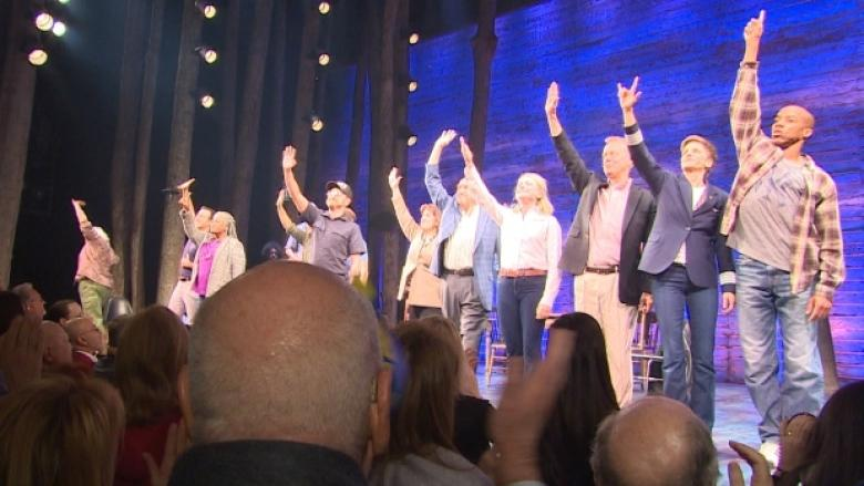 Come From Away joins Broadway's 'million dollar club'