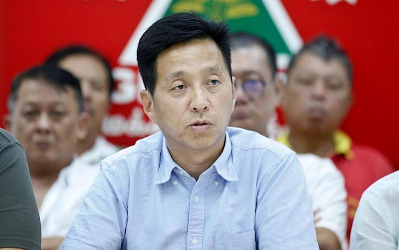 Oh was responding to Penang DAP chairman Chow Kon Yeow who recently said Gerakan is no longer a threat to PH or DAP. — Picture by Sayuti Zainudin