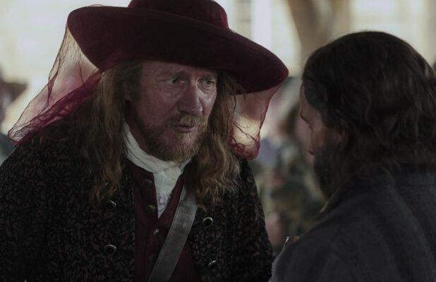 David Thewlis on Playing an 'Eccentric' 17th Century French Settler in Nat Geo's 'Barkskins'