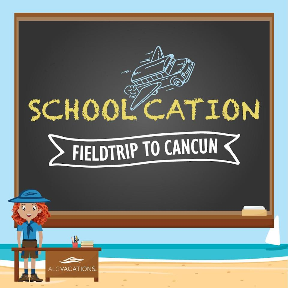 """Don't be stuck at home for e-learning – hit the beach on a """"Schoolcation"""""""