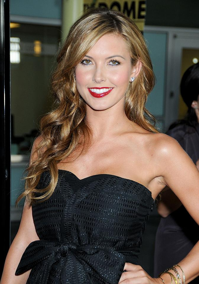 "<a href=""http://movies.yahoo.com/movie/contributor/1810078068"">Audrina Patridge</a> at the Los Angeles premiere of <a href=""http://movies.yahoo.com/movie/1810046336/info"">Sorority Row</a> - 09/03/2009"