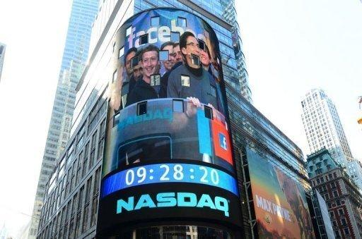 Facebook stumbled on its debut on the NASDAQ