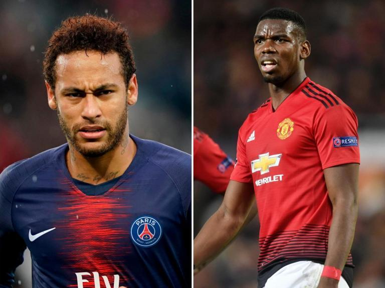 """Paris Saint-Germain approached Manchester United about the possibility of directly swapping Neymar for Paul Pogba, although it is understood the Premier League club currently think the deal for the Brazilian would be far too expensive to justify.Both players face uncertain futures, as both are """"desperate"""" to leave their current teams. Pogba wants out of United, with Real Madrid his first choice, although Juventus and PSG are similarly interest him.Neymar meanwhile wants to quit the French club, with president Nasser Al-Khelaifi appearing to open the door last week by admitting the Ligue 1 champions only want those willing to show """"total membership of our project"""".The Independent has been told by well-placed sources PSG had already attempted to find a solution to the impasse by raising the possibility of a direct swap with United for Pogba, in discussions between the two clubs.Although Neymar would represent the type of marquee signing executive vice-chairman Ed Woodward usually targets, it is understood they are put off for two reasons. The main one is that the cost of any deal would be too high, even for United.It is believed Neymar gets paid around £900,000 a week, which would be double even what Alexis Sanchez is paid, and could create another such problem within the team.The second issue is that Woodward still badly wants to keep Pogba. While many people around the football team could be persuaded to sell, the hierarchy are not so convinced.The deal currently has little chance of happening, and former club Barcelona are still seen as Neymar's likeliest destination this summer."""
