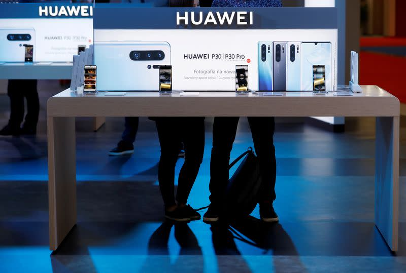 Huawei: China will hit back at new U.S. trade restrictions