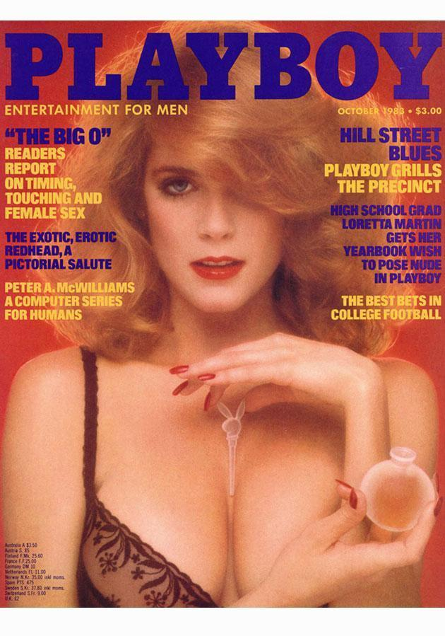 Charlotte Kemp looks amazing 35 years after this cover.