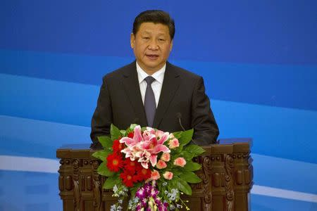 Xi speaks at the opening ceremony of the sixth ministerial meeting of the China-Arab Cooperation Forum in Beijing