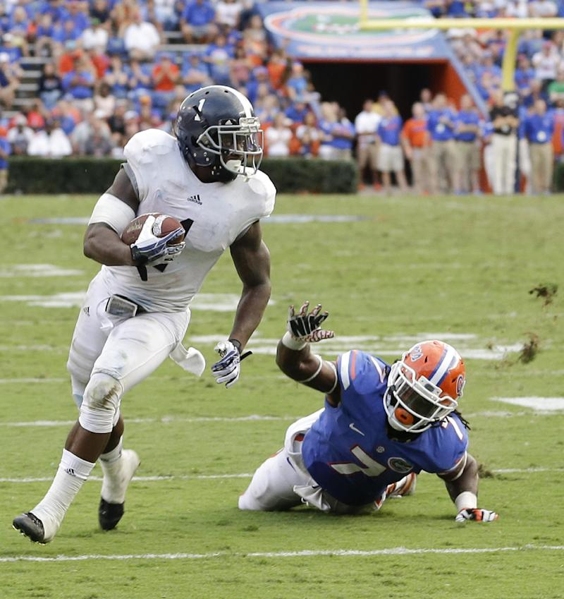 Florida's Muschamp wants to avoid FCS teams