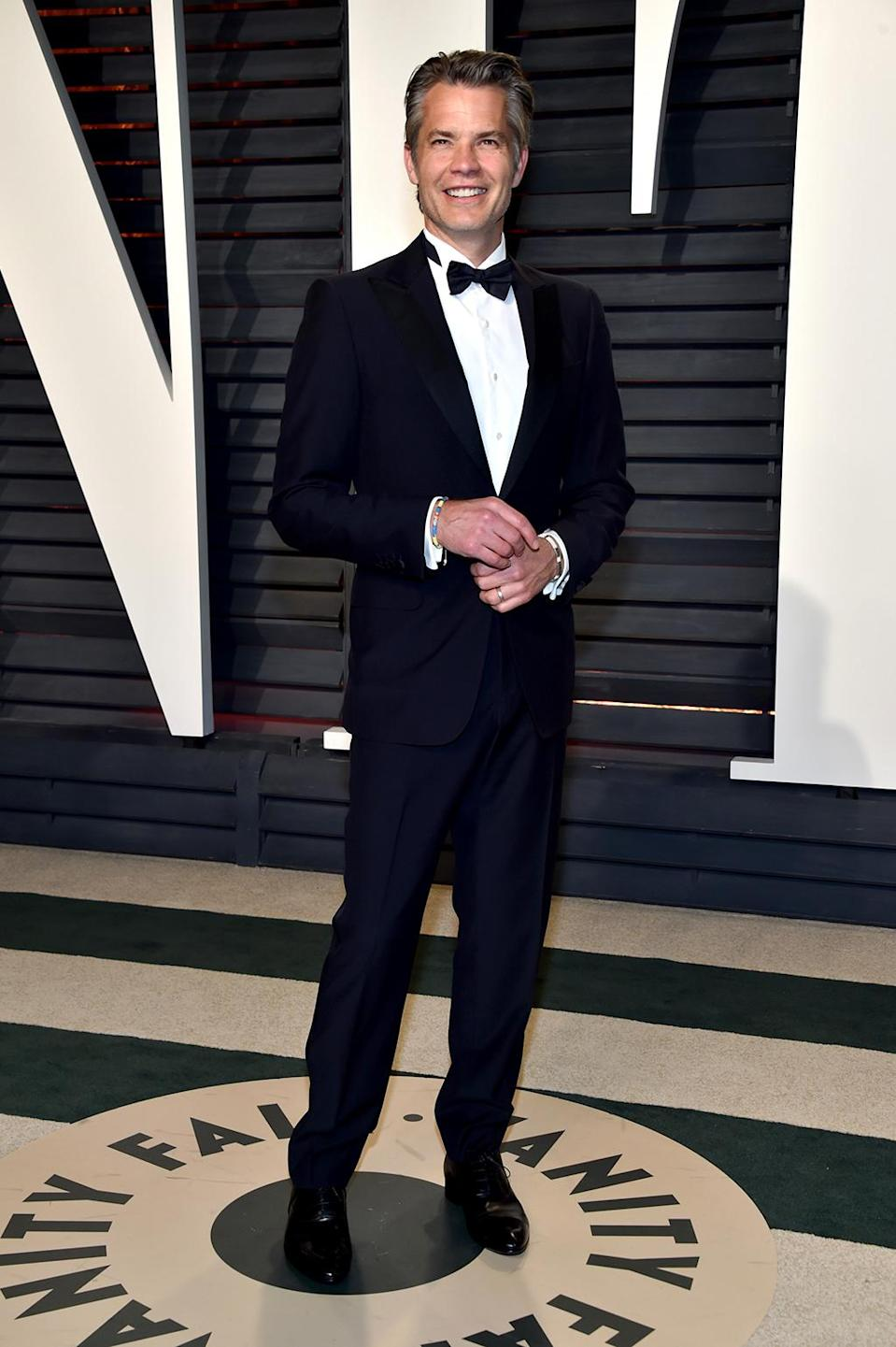 <p>Timothy Olyphant attends the 2017 Vanity Fair Oscar Party hosted by Graydon Carter at Wallis Annenberg Center for the Performing Arts on February 26, 2017 in Beverly Hills, California. (Photo by Pascal Le Segretain/Getty Images) </p>