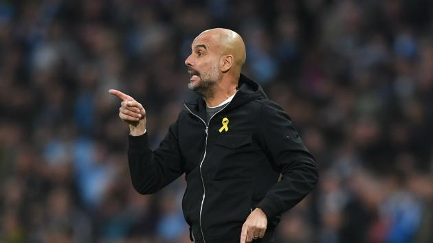 <p>Guardiola: I want Manchester City to be a Premier League machine</p>