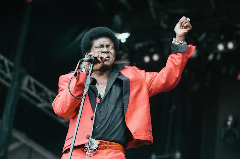 Bradley performs at a 2017 festival in Birmingham, Alabama.
