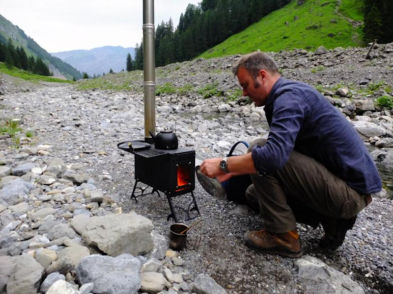 - New Mini Woodstove Can Withstand Extreme Glamping Conditions