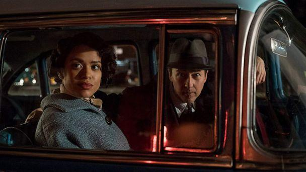 PHOTO: A scene from 'Motherless Brooklyn.' (Warner Bros. Pictures)