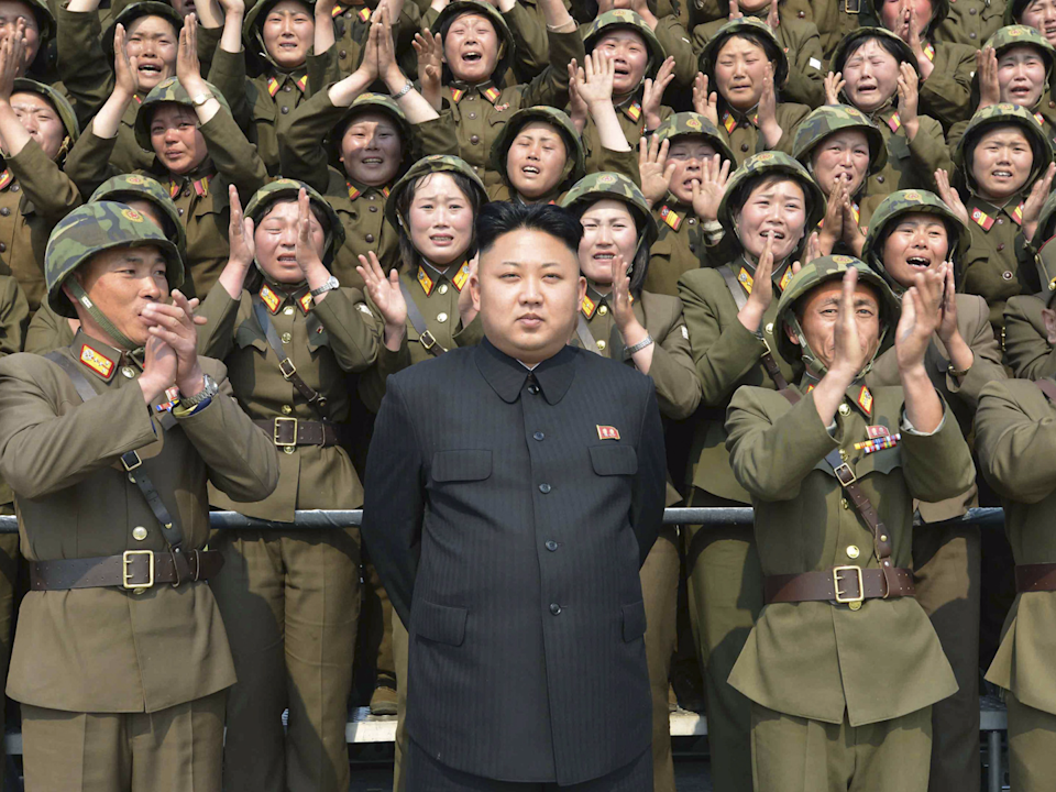 A former Navy SEAL commander has a solution to the North Korea crisis that doesn't involve war