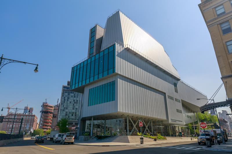 The Whitney Museum of Art in New York City, which is participating in FAC.