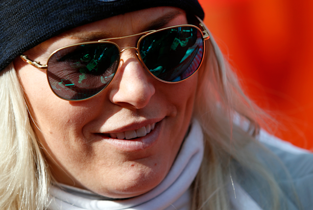 Lindsey Vonn (Photo: AP)