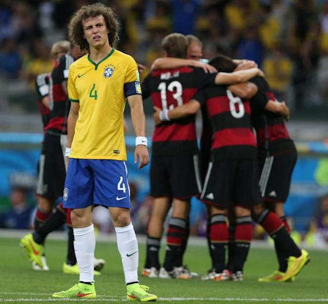 World Cup stunning moments: Germany humiliate Brazil 7-1