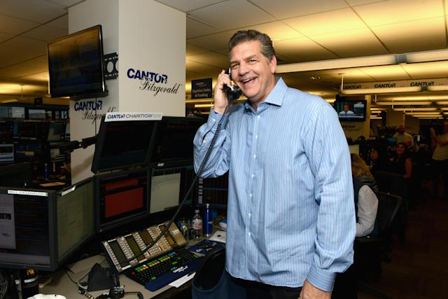 Mike Golic's 20-year run on ESPN Radio appears to be at an end. (Photo by Noam Galai/Getty Images for Cantor Fitzgerald)
