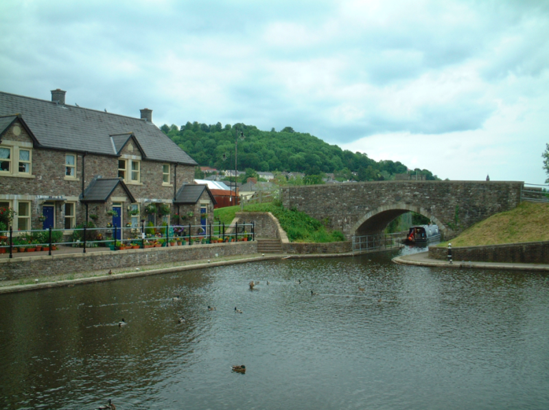 <div>9. (Joint) Brecon and Radnorshire, Wales. Broadband speed: 11.7Mbps. (Pic: Wikipedia) </div>