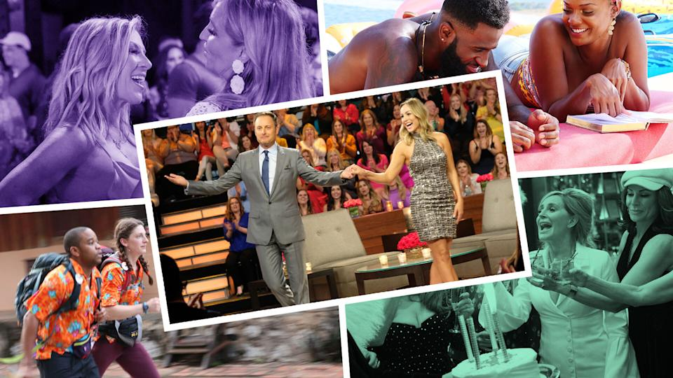 What's the future of reality TV amid the coronavirus pandemic? (Getty Images)