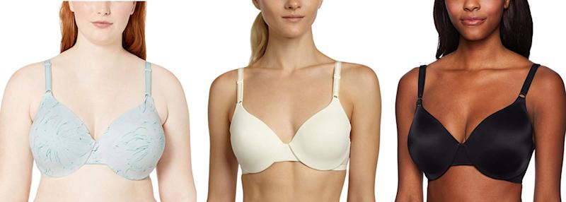 Warner's Women's Underwire Bra. (Photo: Amazon)