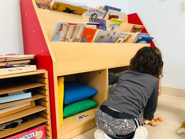 Many daycares in Nova Scotia are struggling under the COVID-19 restrictions and asking for better help from the government.  (Rebecca Martel/CBC - image credit)