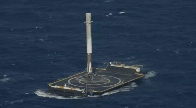 A Craigslist Ad Claims to Be Selling a SpaceX Rocket for $9.9 Million or 'Best Offer'