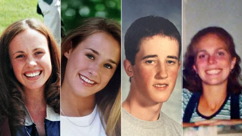 19 years on, these Columbine survivors are parents — and they're reaching out to the Parkland teens