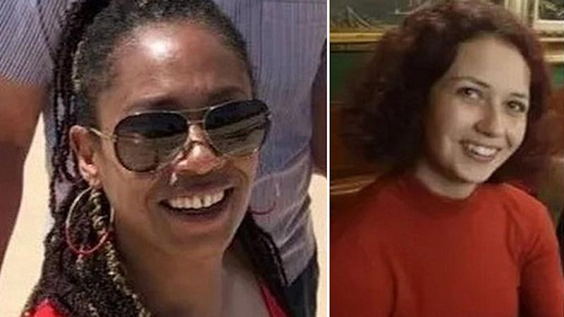 Bibaa Henry (left) and Nicole Smallman (right) were found dead in a Wembley park in London.