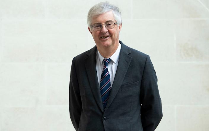 Wales First Minister Mark Drakeford - Matthew Horwood/Getty Images