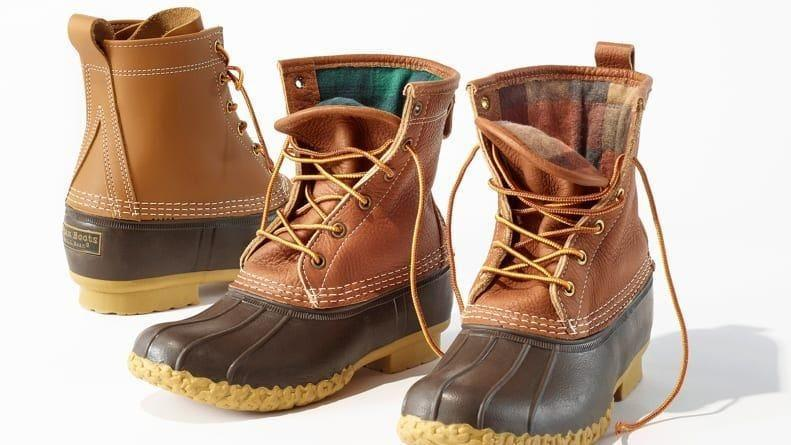 Duck boots come in tons of colors and heights