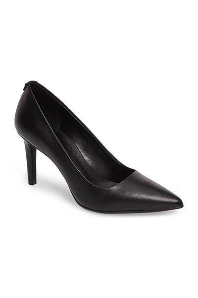 "<p><strong>MICHAEL MICHAEL KORS</strong></p><p>nordstrom.com</p><p><strong>$99.00</strong></p><p><a rel=""nofollow"" href=""https://shop.nordstrom.com/s/michael-michael-kors-dorothy-flex-pump-women/4413570"">SHOP NOW</a></p><p>According to Garcia, a closed-toe pointy pump in black or nude is a must. ""They are timeless, universally considered professional and match with every outfit - immediately adding polished style to any look,"" she explains. </p>"