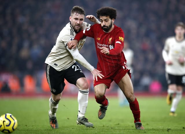 Manchester United and Liverpool helped develop the plan