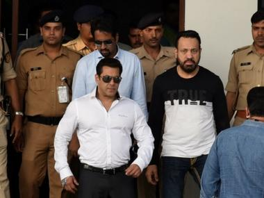 Salman Khan blackbuck poaching case: Actor misses Jodhpur Court summon; next date of hearing set as 19 December