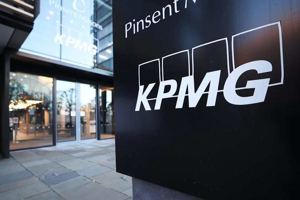 KPMG has become one of the first major UK firms to set a target for the number of senior staff from working class backgrounds (PA) (PA Archive)