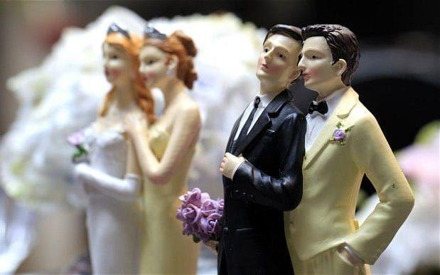 What straight couples can learn from gay couples