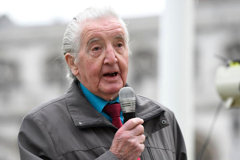 <strong>Labour's Dennis Skinner</strong> (Photo: SIPA USA/PA Images)