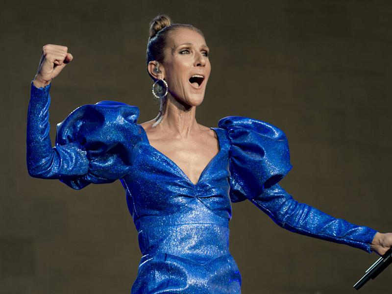 Celine Dion driven by single parenthood