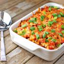 """<p>For a casserole that's both easy and light, this lean turkey and veggie Southwest concoction is a strong option.</p><p><strong>Get the recipe at <a href=""""https://pinchofyum.com/southwest-black-bean-casserole"""" rel=""""nofollow noopener"""" target=""""_blank"""" data-ylk=""""slk:Pinch of Yum"""" class=""""link rapid-noclick-resp"""">Pinch of Yum</a>.</strong> </p>"""
