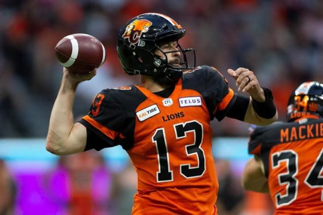 After opening the season with two solid home wins, Trevor Harris and the Edmonton Eskimos are heading on the road. Edmonton (2-0) visits the Winnipeg Blue Bombers (1-0) on Thursday night. The Eskimos are coming off a 39-23 victory over the B.C. Lions on Friday night that spoiled Mike Reilly's return to Alberta.Winnipeg opened its season with a 33-23 road win over Reilly and Co. and is coming off a bye week.Harris has played a big role in Edmonton's fast start. In his first two games with the Eskimos, the former Ottawa Redblacks starter leads the CFL in passing yards (741) and touchdowns (six).Edmonton also boasts the CFL's rushing leader in CJ Gable (265 yards) and top receiver in Greg Ellingson (240 yards on 14 catches with two TDs). Ellingson had nine catches for 174 yards and two TDs in the victory over B.C.Harris has yet to be sacked so far this season. In fact, Edmonton is the only team in the CFL to have not allowed a sack.And Harris has yet to surrender an interception.Edmonton's defence, on the other hand, has registered a league-best nine sacks.Matt Nichols threw for three TDs in Winnipeg's season-opening win while Canadian Andrew Harris ran for 148 yards (9.2-yard average per carry) while adding five catches for 27 yards. And receiver Chris Matthews, who missed the Bombers' victory over B.C. due to injury, will play against Edmonton.Winnipeg didn't commit a turnover in its first game of the season while Edmonton's defence has forced three thus far. But the Eskimos can expect to see a steady diet of Harris — both as a runner and receiver — as the Bombers rushed for 170 yards against B.C.And Harris was the CFL's rushing leader last season.Pick: Winnipeg. Montreal Alouettes versus Hamilton Tiger-Cats (Friday night)At Hamilton, the Ticats (2-0) play their first home game coming off a lopsided 64-14 road win over Toronto. Jeremiah Masoli threw for 338 yards and three TDs while running for another as the visitors rolled up over 600 offensive yards. Montreal (0-1