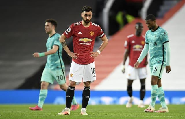 Manchester United's draw with Fulham came hot on the heels of the defeat to Liverpool