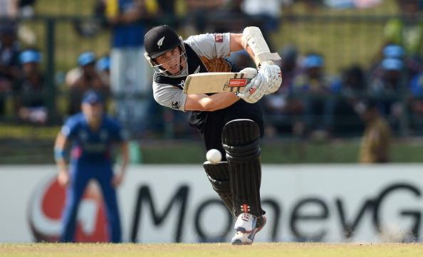 KANDY, SRI LANKA - SEPTEMBER 29:  Kane Williamson of New Zealand bats during the  ICC World Twenty20 2012 Super Eights Group 1 match between England and New Zealand at Pallekele Cricket Stadium on September 29, 2012 in Kandy, Sri Lanka.  (Photo by Gareth Copley/Getty Images,)