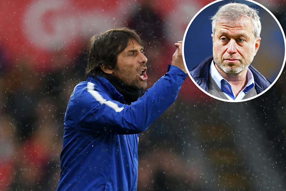Antonio Conte could be about to land a windfall as Chelsea consider removing him as head coach
